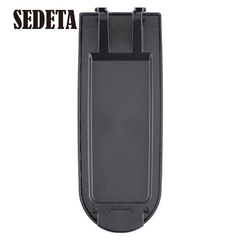 Sedeta новый автомобиль транспортное средство кожа мягкая подлокотник консоли центра черный для VW Jetta гольф MK4 99 - 04 комфортно высокое качество