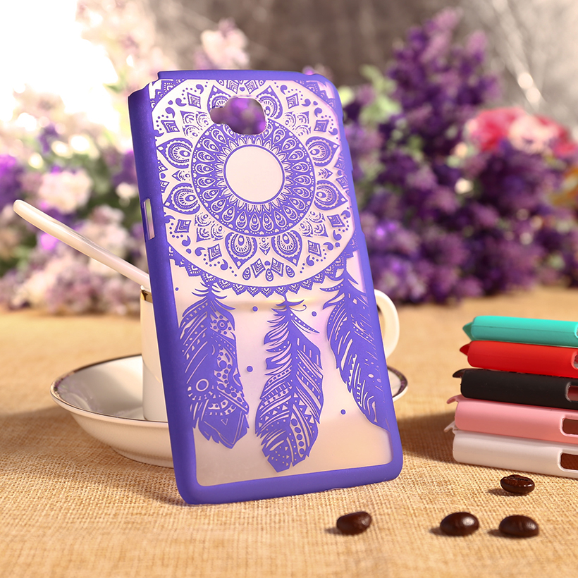 Dreamcatcher Hard Plastic Cell Phone Cases For LG G Pro Lite Case D680 D686 D685 D684 Cover Protector Housing Skin Shell Covers(China (Mainland))