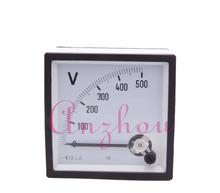 96*96mm AC voltmeter 96L1 SQ96 450V 300V 500V CZ96 Voltage Meter(China (Mainland))