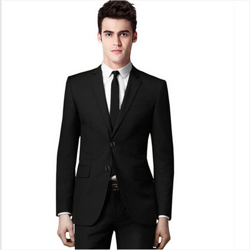 Wedding dress xxxl - Business And Leisure Suit Men S Cultivate One S Morality Dress