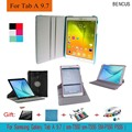 BENCUS For Samsung Galaxy Tab A 9 7 T550 T555 PU Leather 360 Rotating Stand Case