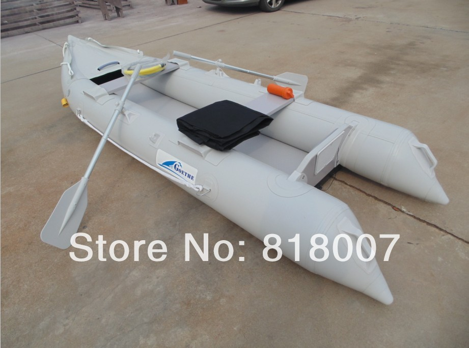 GTK370 Goethe 2-people Inflatable Kayak Boat(China (Mainland))