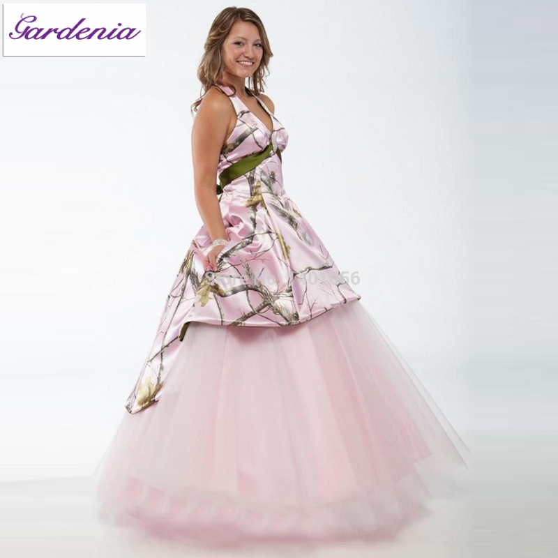 Camo wedding dresses lookup beforebuying for Snow camo wedding dresses