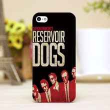 pz0014-20 for reservoir dogs Design cellphone transparent cover cases for iphone 4 5 5c 5s 6 6plus Hard Shell