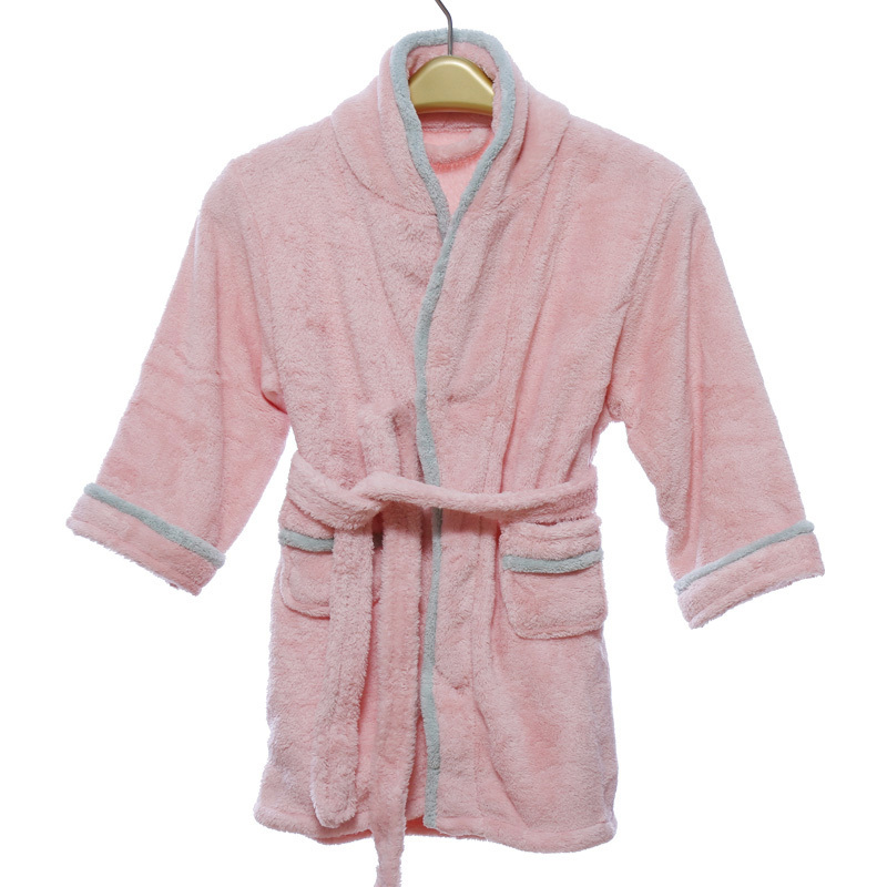 Cashmere microfiber robes