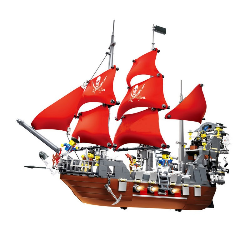Compare prices on boat lego set online shopping buy low for Cost of building blocks in jamaica 2017