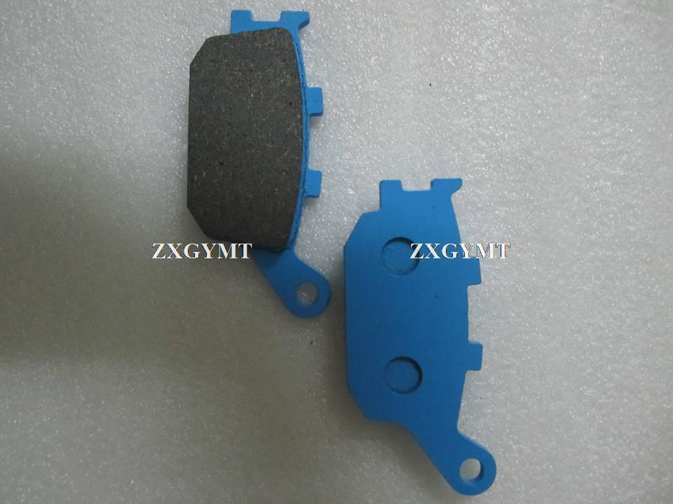Brake Pads fit SUZUKI GSF 1250 SK7/SK8/SK9/SL0 Faired Bandit Non ABS 4 Piston Caliper 07-10 Rear 1Pair (2Pads)(China (Mainland))
