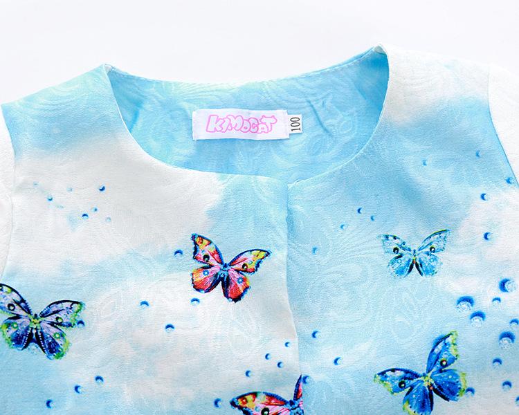 Скидки на 2016 kimocat модельер Девушки с длинными рукавами куртка Жаккарда Платье Костюм фарфора-импорт-одежда