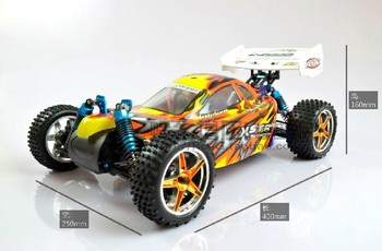 Free shipping-HSP 1/10th Electric Powered Off Road RC Buggy NO:94107 PRO