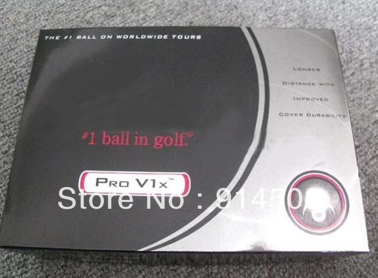 Free Shipping Brand New Golf Balls 5 pieces (60balls)(China (Mainland))