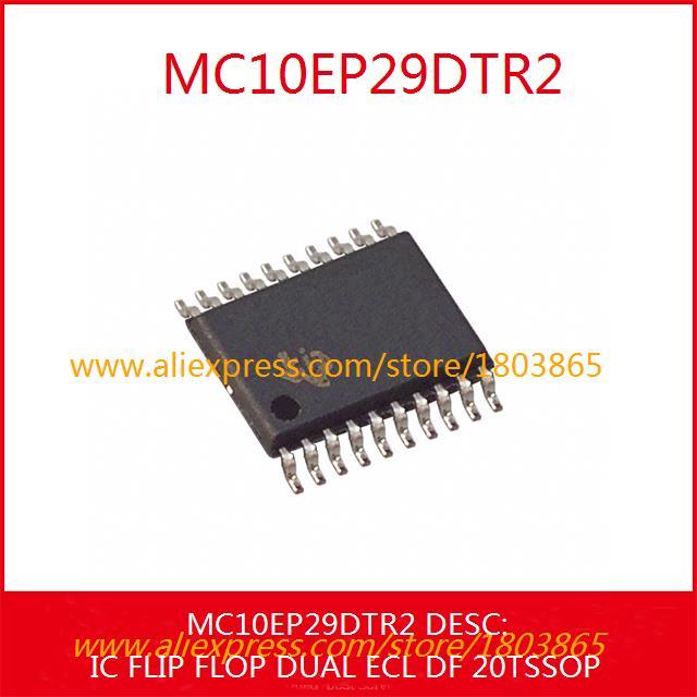 MC10EP29DTR2 IC флип-флоп