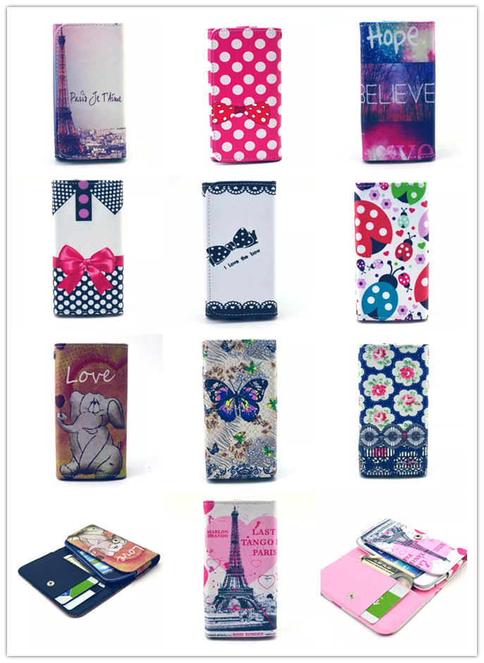 New Arrive In Stock Fashion Wallet Flip Protective Cover Skin PU Phone Leather Case For Sony Ericsson Live With Walkman WT19i(China (Mainland))