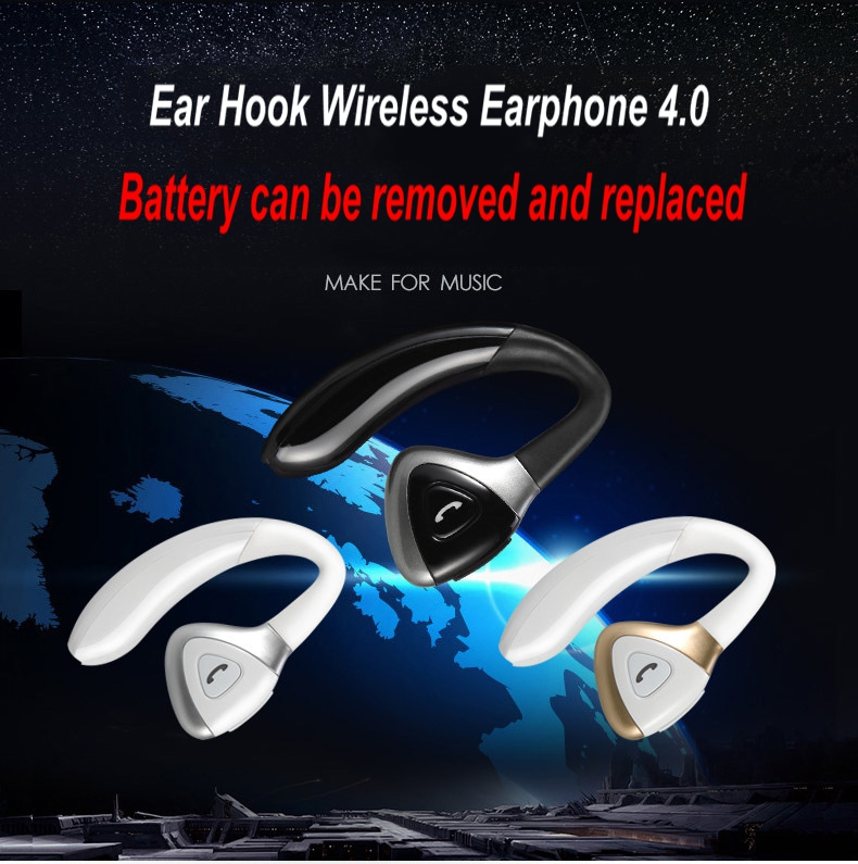 2016 Wireless Bluetooth Headphones Voice Prompt Enhanced Bass Stereo Earphone Headset Multi-point Tech Mic Battery for Phones(China (Mainland))