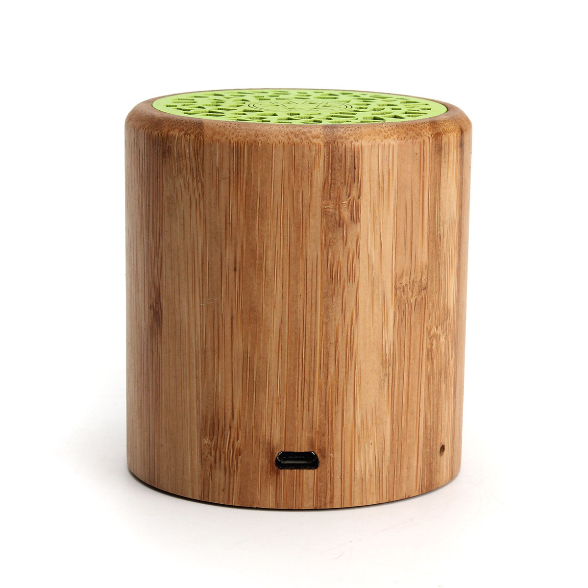 Natural Bamboo Portable Speaker Wireless Bluetooth USB Speaker Sound Box MP3 Super Bass Loudspeaker For Mobile Phone PC(China (Mainland))