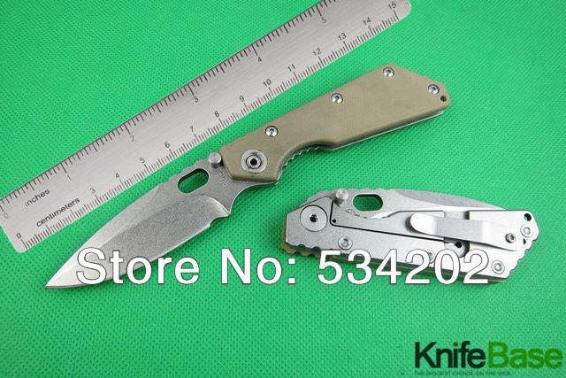 Охотничий нож Strider SMF SNG PT G10 5Cr13Wov 56HRC 1 01974(1pcs/lot)