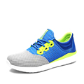 New 2016 Fashion Flats men Trainers Breathable Sport man Shoes Casual Outdoor Walking mens Flats Zapatillas