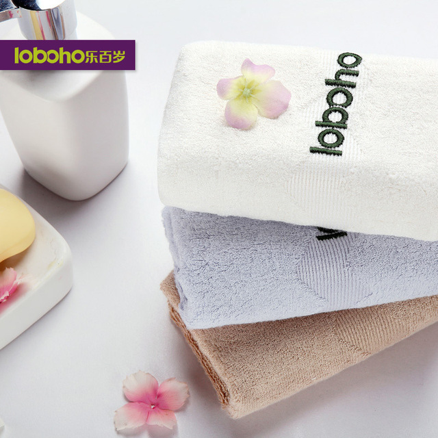 Centenarian thickening bamboo fibre towel bamboo fibre natural antibiotic ultra soft