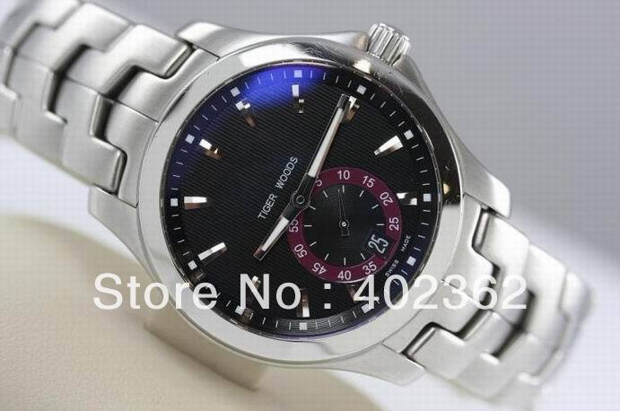 LUXURY MENS DATE WATCH STAINLESS STEEL TAG LINK CALIBRE WJF211D DIVE WATCHES(China (Mainland))