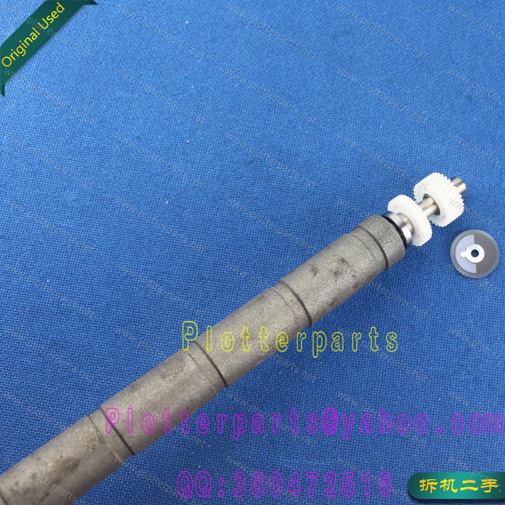 Pinchwheel (media) advance roller HP DesignJet T1100 T1100PS T610 T790 Used Q6687-67002(China (Mainland))