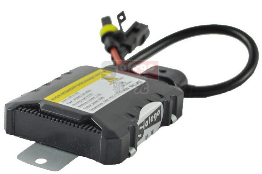 Hid xenon ballast 35W DC slim Digital D1S D2S hid ballast 35W blocks ignition electronic ballast HID kits xenon H7 H4 H1 12V(China (Mainland))