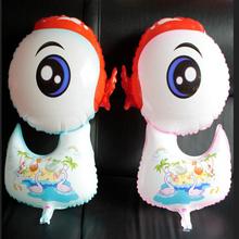 20pcsWholesale New Decoration Cartoon Pet Swan Balloons Baby Toy Animal Supplies Duck Balloon brinquedo juguetes children toys(China (Mainland))