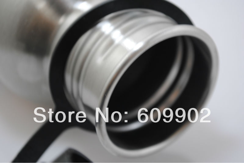 750ml Stainless Steel Sports Water Bottle USA Style PP Lid Skiing Drawing Climbing Tour Water Wear(China (Mainland))