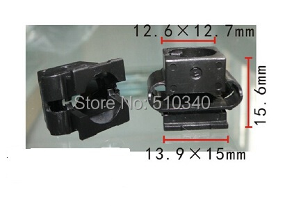 case for toyota tacoma fender flare clips toyota door panel clips auto trim fasteners(China (Mainland))