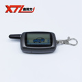 New Russian version Twage A6 LCD Remote for starline A6 car remote two way car alarm