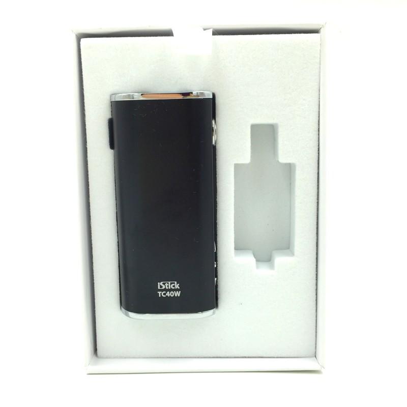 ถูก บุหรี่อิเล็กทรอนิกส์Eleaf istick 40วัตต์TCสมัยกล่องที่มีMelo 2เครื่องฉีดน้ำเสร็จสมบูรณ์ชุดvs istick pico ijust S weipaบุหรี่