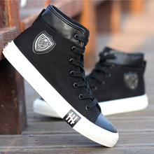 Men Canvas Shoes High Top Tenis Summer Basket Men Casual Shoes Trainers Flats Mens Shoes 2016 Fashion Brand Shoes Man Zapatillas