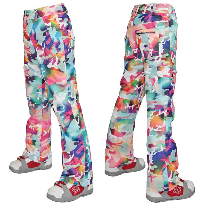 Skiing pants female gsou snow skiing pants outdoor waterproof ski pants  woman snowboard pantswomens ski pants for women esqui