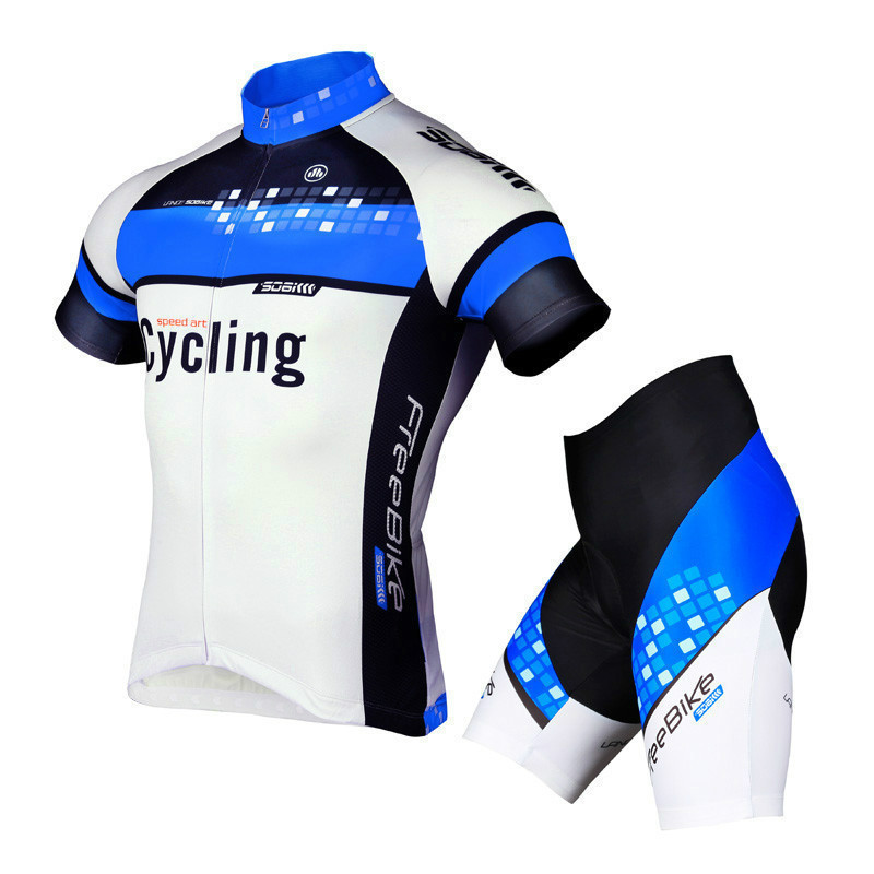 SOBIKE Professional Cycling Suits Short New brand Jersey Short Sleeve & Shorts-Pirate Bike BIcycle MTB Outdoor sports Suits(China (Mainland))