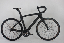 WHOLESALE !  2015 carbon road bicycle complete cheap road bikes DIY T1000 bicicleta carbono full carbon road bicycle (China (Mainland))