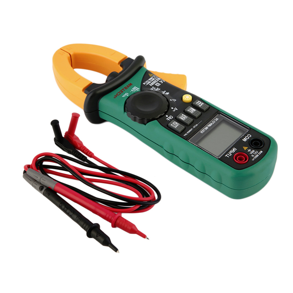 New Digital Clamp Meter Current AC/DC Voltage Tester for MASTECH MS2008ABrand New<br><br>Aliexpress