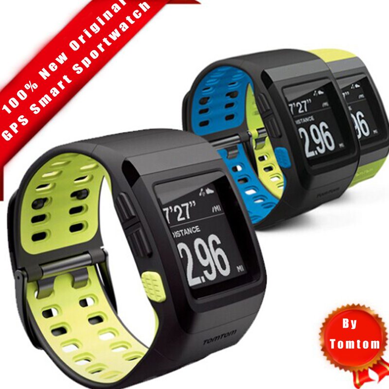 100% Original sports fitness gps sportwatch relojes smart watch electronics digital relogio inteligente sportwatches for runner(China (Mainland))
