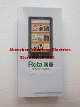 Digital book reader e-Book Reader Light Button e Books reader 7 inch 4GB eReader Rota S72 livros support TXT EPUB FB2(China (Mainland))