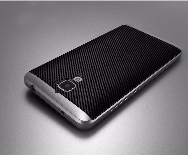 2 in 1 Luxury Case For Xiaomi Mi4 Hybrid Hard PC Frame + Silicone Protective Back Cover For Xiaomi Mi4 Mi 4 M4 Case Accessories