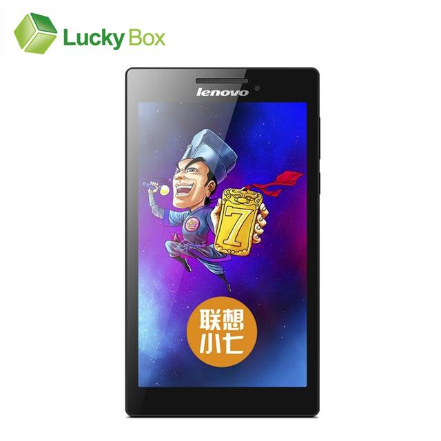 "7 ""планшетный пк Lenovo TAB 2 A7-30HC MTK Android 4.4 1 ГБ RAM 16 ГБ ROM 3450 мАч 1080 P GPS GSM WCDMA Поддержка Multi-language"