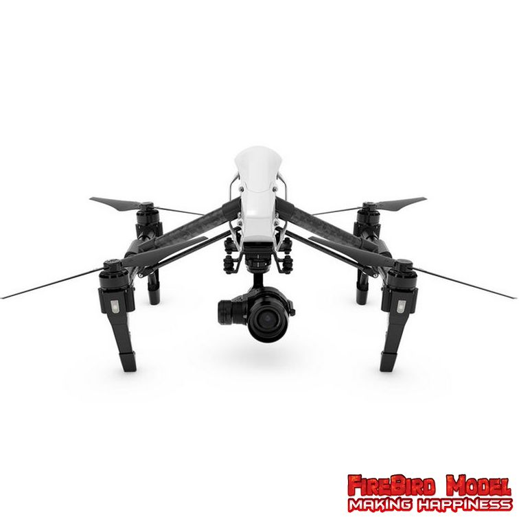 DJI INSPIRE 1 PRO AERIAL IMAGING EVOLVED Quadcopter Drone rtf  with Zemuse X5 Micro Four Thirds 4K Camera