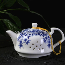 Free Shipping Porcelain Tea Pot Set Chinese Kung Fu Tea Set 8pcs Set