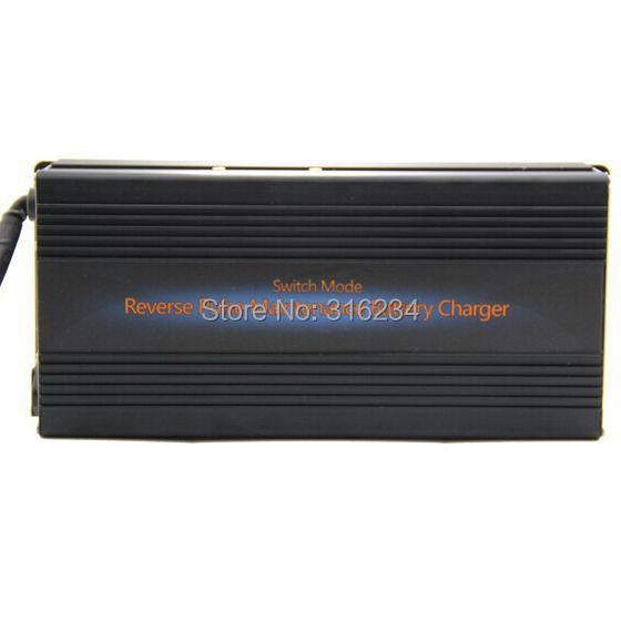 Customized 72V 5A Car Battery Charger Auto Reverse Pulse Charger E-bike Scooter Vehicle(China (Mainland))