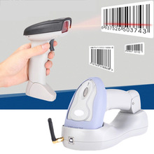 Hot Cradle Wireless Barcode Scanner BlueTooth + USB Cable Wholesale(China (Mainland))