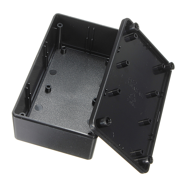 Lowest Price Waterproof ABS Plastic Electronic Enclosure Project Box Black 103x64x40mm(China (Mainland))