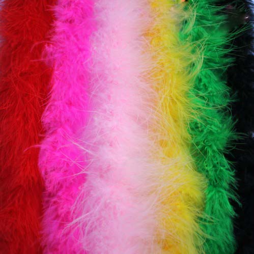5 pcs/lot feathers fabric feather boa clothing accessories Turkey feather scarf(China (Mainland))