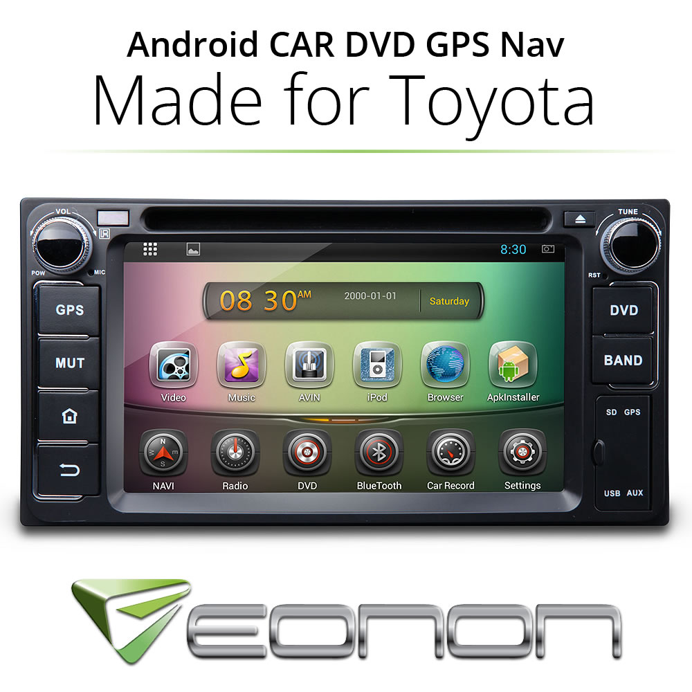 GA5167 Android 4.2.2 Head Unit CD Car DVD Player GPS Radio for Toyota Corolla(China (Mainland))