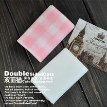 20CM/pcs Beauty Non-woven Gel Remover Wipes Towel Perfect For Nail Art Cleaning Cotton Pads(China (Mainland))