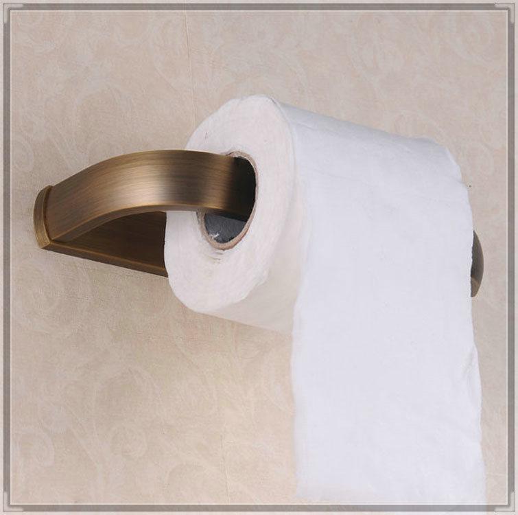 Toilet Holder Holder Antique Paper Hook Hanging Paper
