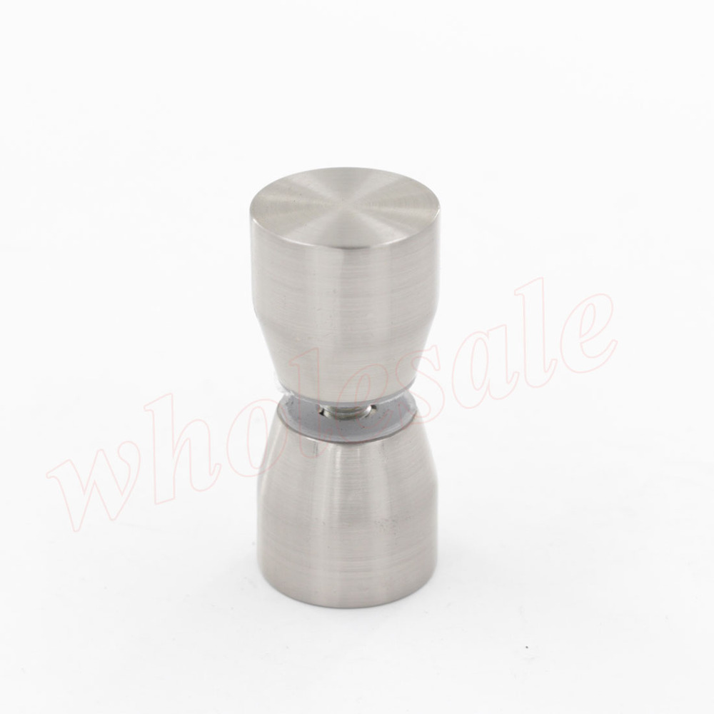 Wholesale of 60x30mm Solid Aluminium Alloy Modern Handle Bathroom Knob <br><br>Aliexpress
