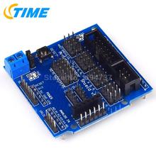 Buy V5.0 Sensor Shield Expansion Board Arduino Electronic Building Blocks Robot Accessories Sensor Shield V5 expansion board for $1.50 in AliExpress store