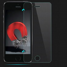 For iPhone 4/4s 0.26mm Slim Explosion-proof Premium Tempered Glass Screen Protector Guard Anti shatter Protective Cover